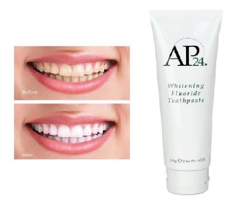 Kem đánh răng AP24 có tốt không?