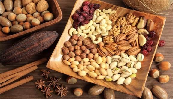 Top 11 loại hạt dinh dưỡng giúp giảm cân nhanh và hiệu quả