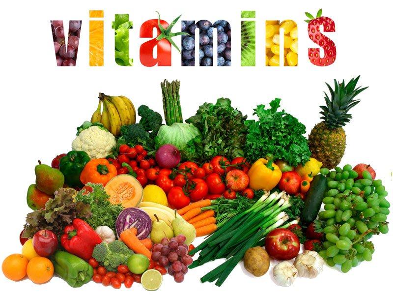 Ai cần bổ sung vitamin?