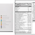 Multi vitamin LifePak Nano