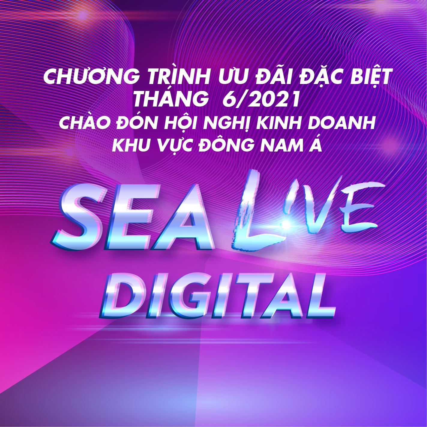 Ưu đãi đặc biệt SEA LIVE tháng 6/2021 – Nu Skin Đông Nam Á
