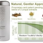 Đông trùng hạ thảo và nhân sâm ageLOC Vitality