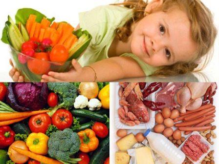 Bổ sung vi chất dinh dưỡng cho trẻ em
