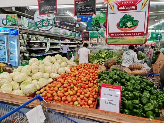 Địa điểm mua thực phẩm tại các siêu thị và cửa hàng tiện lợi các Quận ở HCM